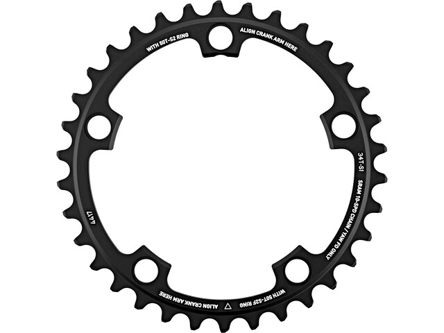SRAM Road Red Zębatka rowerowa 10-rz.110mm X-Glide R, matte black